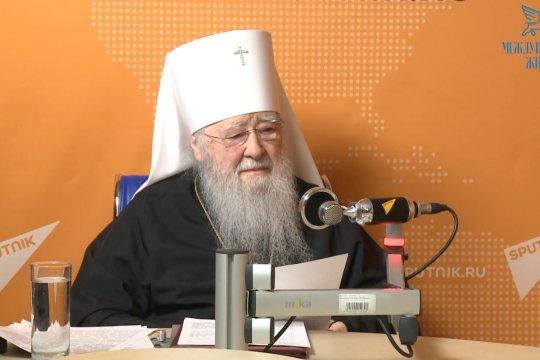 Владыка Ювеналий: Священник не при каких обстоятельствах не имеет права сообщать кому-либо содержания исповеди (часть 2)