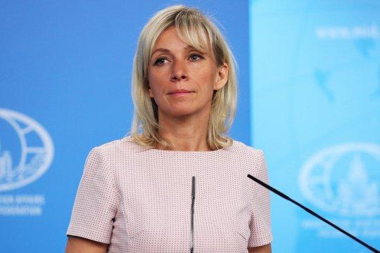 Захарова прокомментировала статью Моравецкого