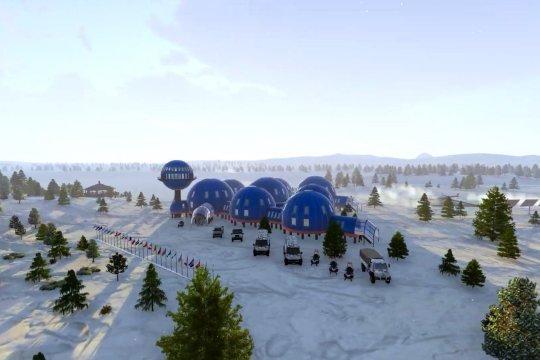 «Cнежинка» покоряет Арктику