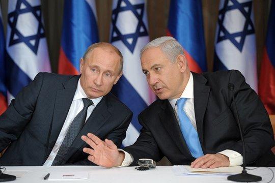 Владимир Путин провел телефонный разговор с Премьер-министром Израиля