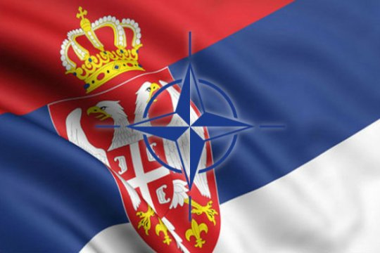 Serbs do not want to join NATO