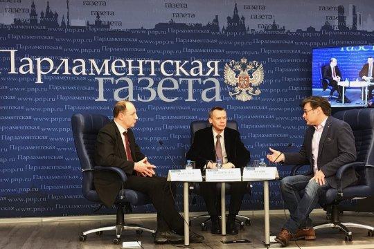 Алексей Мухин: политическая русофобия – «антисемитизм XXI века»
