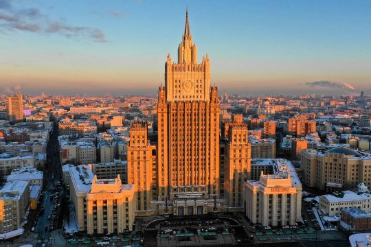 В МИД России назвали события в Абхазии внутренним делом страны