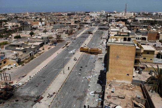 Ливийскую государственность разбомбила НАТО – Лавров