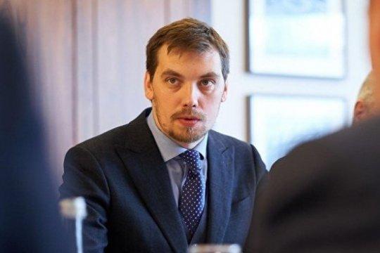 Премьер-министр Украины решил уйти в отставку