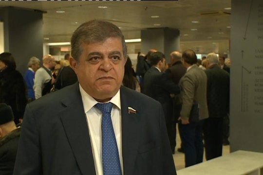 Владимир Джабаров прокомментировал послание президента России Федеральному собранию