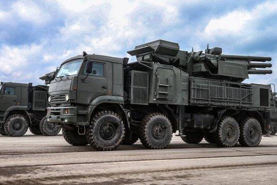 Сербия ставит на вооружение «Панцирь-С1»