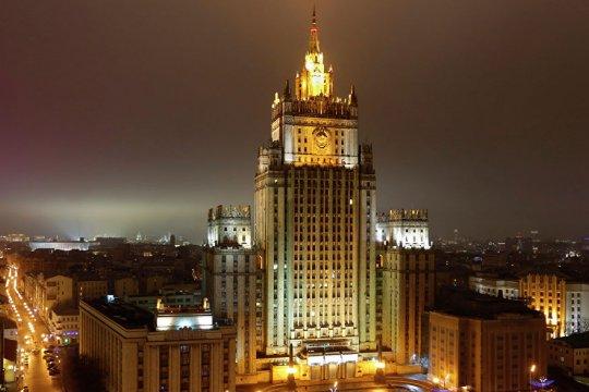 В МИД России вновь напомнили об угрозах выезжающим за границу со стороны США