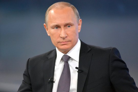 Путин поблагодарил спецслужбы США за помощь в предотвращении теракта в Петербурге