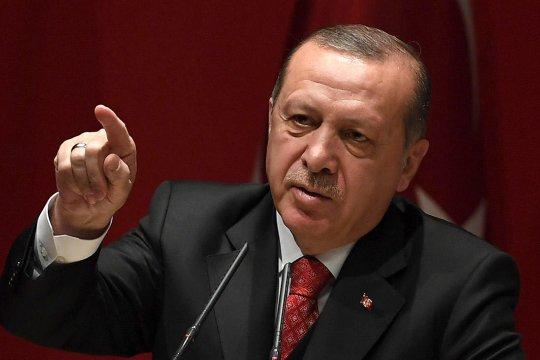 Эрдоган заявил о готовности начать операцию в Идлибе в любой момент