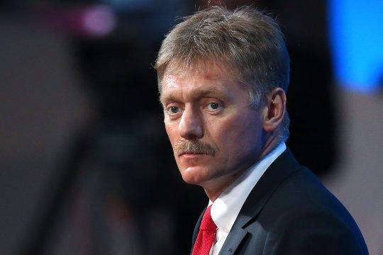 Песков: новые данные о крушении Boeing на Украине говорят о правоте России