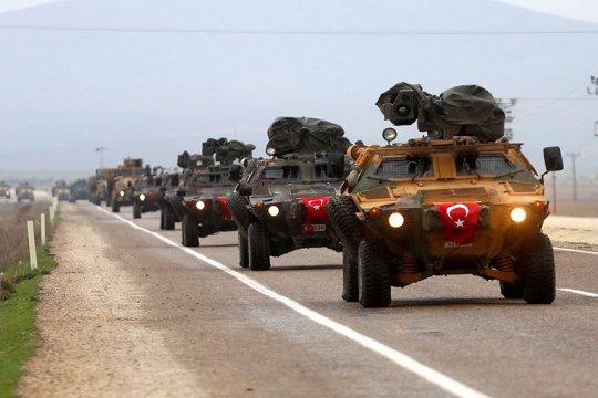 В Турции вновь пригрозили выбить сирийские войска из зоны деэскалации в Идлибе