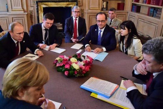 К пятилетию «Минских соглашений»