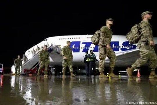 В ФРГ проходят крупномасштабные учения НАТО Defender Europe 20