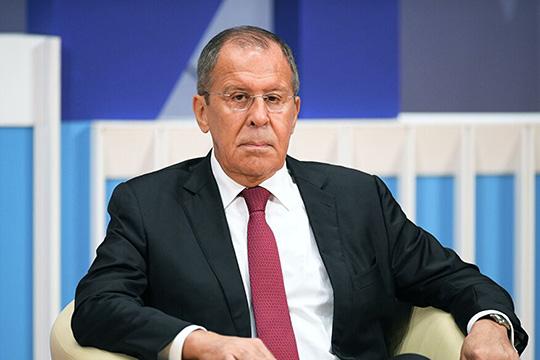 Ответы Сергея Лаврова на вопросы редакции «Российской газеты»