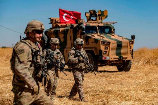 Поддерживаемая Турцией оппозиция перешла в наступление в Идлибе
