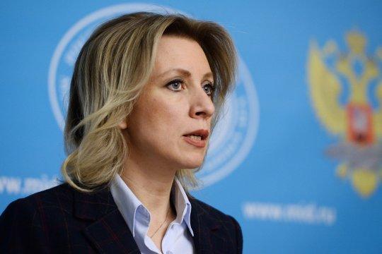 Захарова назвала заявление нидерландского прокурора по MH17 «балаганом»