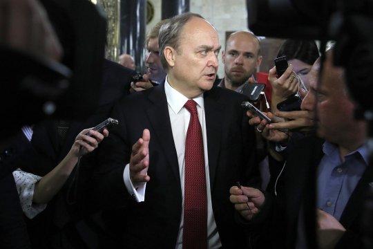 Анатолий Антонов: визовой политикой США наносится ущерб работе ООН