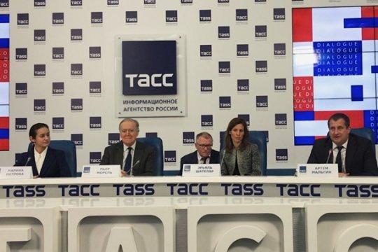 Trianon Startups – новый формат российско-французских отношений