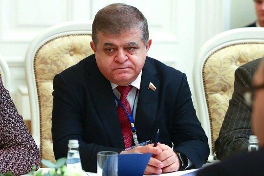 В. Джабаров: Долг политиков – защищать доброе имя живых и павших героев, жертв нацистов