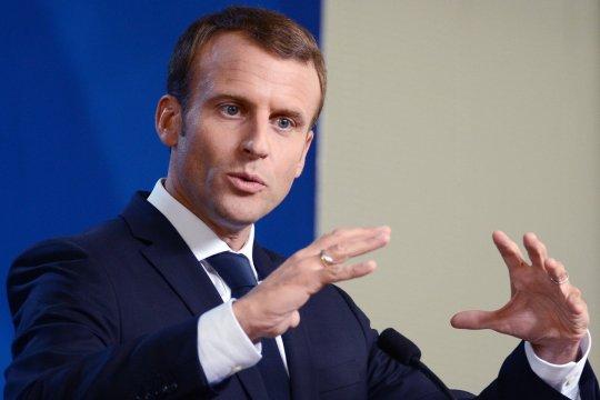 Макрон объявил об инициировании стратегического диалога в Европе