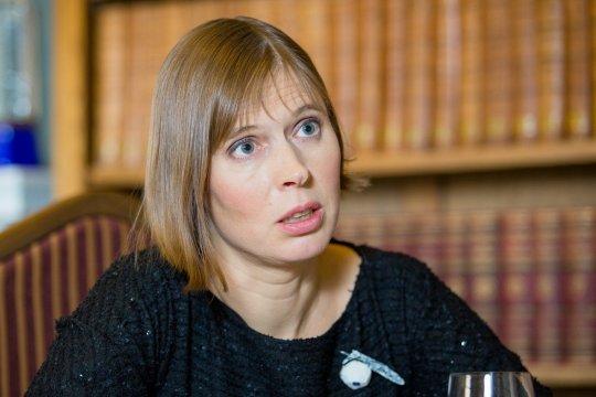 Президент Эстонии заявила об отсутствии территориальных претензий к соседним странам