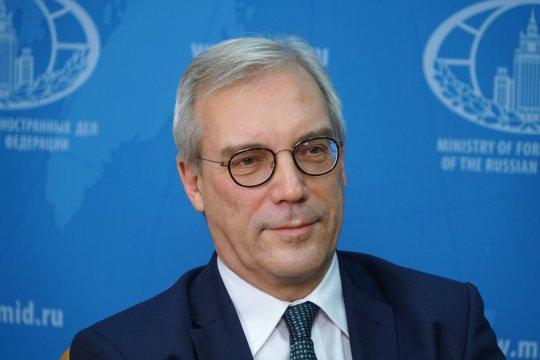 Грушко назвал три условия улучшения отношений между Россией и Евросоюзом