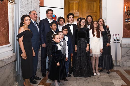 Молодые дарования из России, Армении и других стран выступили на фестивале в Вене