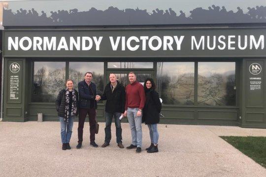 Во французском музее «Норманди Виктори Мюзеум» представят постоянную выставку о Сталинградской битве