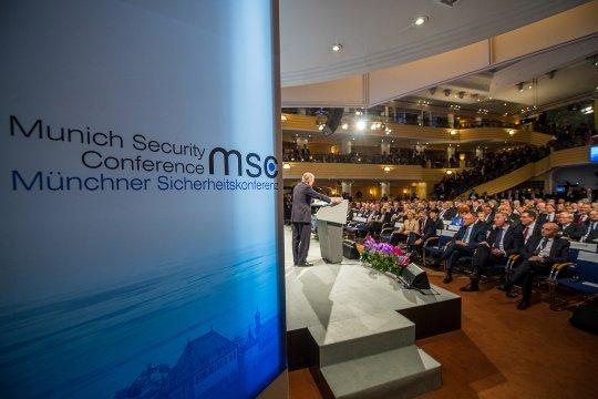 Меркель не будет участвовать в Мюнхенской конференции по безопасности