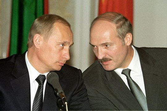 Беларусь идет на Запад