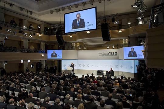 Мюнхен высветил кризис Запада