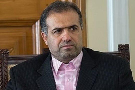 Казем Джалали: «Главным принципом урегулирования конфликтов на Ближнем Востоке остается равноправный диалог»