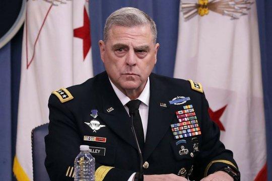 Генерал Марк Милли: глобальное военное преимущество Соединенных Штатов подорвано