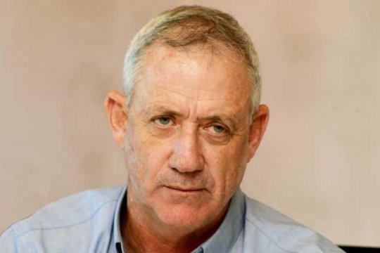 Президент Израиля поручил формирование правительства страны Ганцу