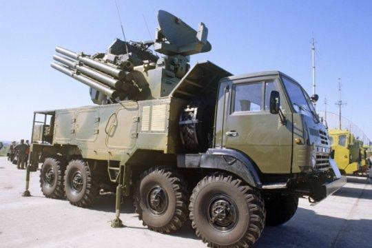 Россия завершила поставку зенитных комплексов «Панцирь-1С» Сербии