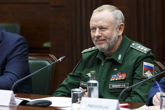 Замглавы МО России: страны НАТО  не готовы к снижению напряженности в Европе
