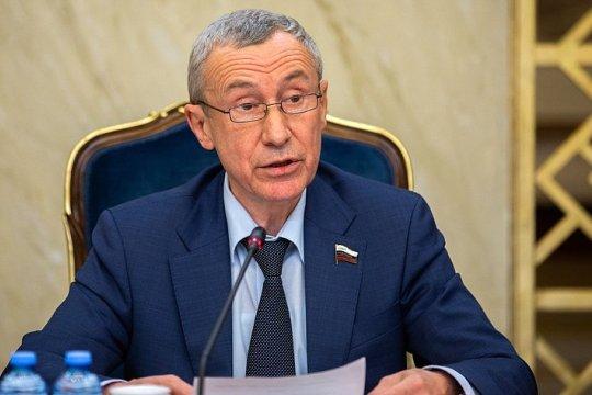 А. Климов: поправки в Конституцию направлены на укрепление основ российского суверенитета