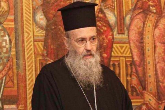 Митрополит Навпактский выразил недоумение вмешательством светских властей в церковную жизнь
