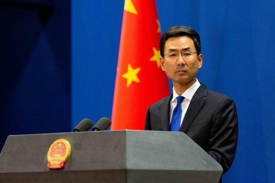 В МИД Китая призвали снять санкции с Ирана из-за эпидемии коронавируса