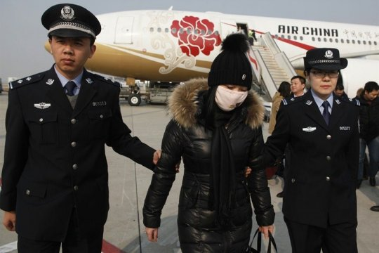 Китай. «Небесная сеть» для отлова коррупционеров