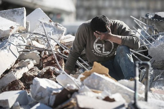 Publico: вмешательство Запада имело решающее значение в разжигании сирийского кризиса