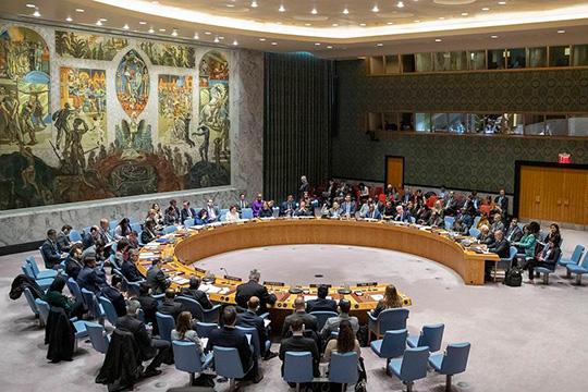 Совместное заявление глав МИД Великобритании, Китая, России, США и Франции в связи с 50-й годовщиной вступления в силу ДНЯО