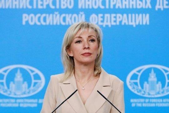 Захарова прокомментировала ситуацию в Боливии