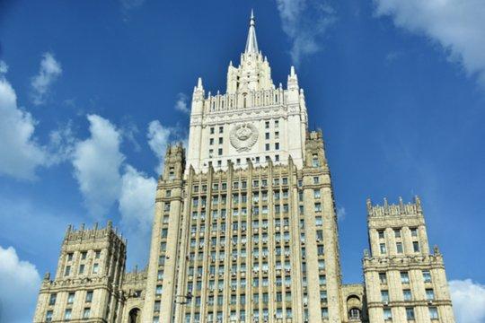 МИД России призвал к прекращению всех вооруженных конфликтов из-за пандемии коронавируса