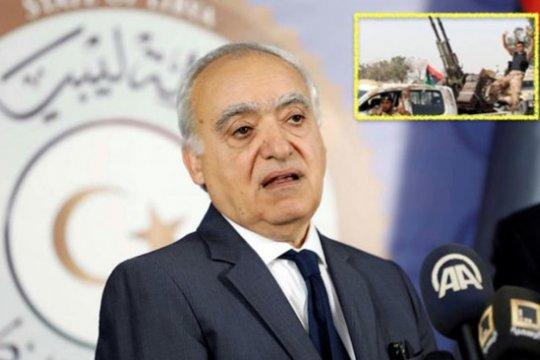 Гасан Саламе попросил освободить его от должности спецпредставителя генсека ООН по Ливии
