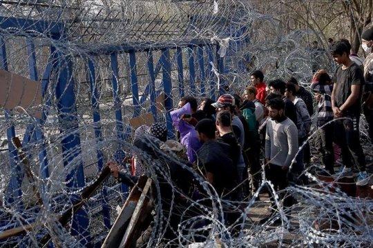 ЕС прекращает прием беженцев из-за коронавируса