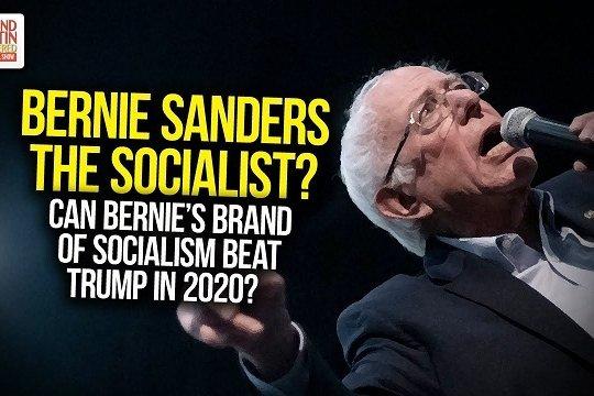 Берни Сандерс и его социализм