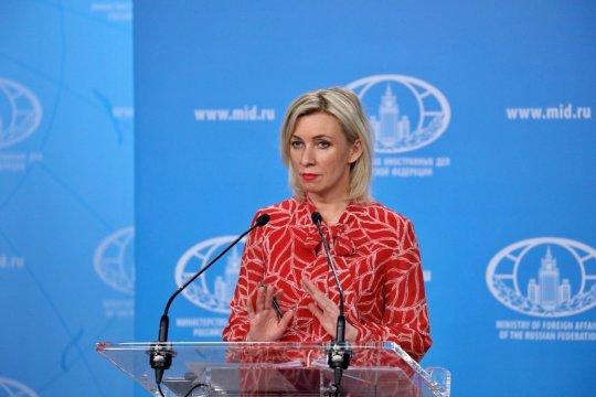 Мария Захарова: США скрывают распространение коронавируса среди своего контингента в Сирии