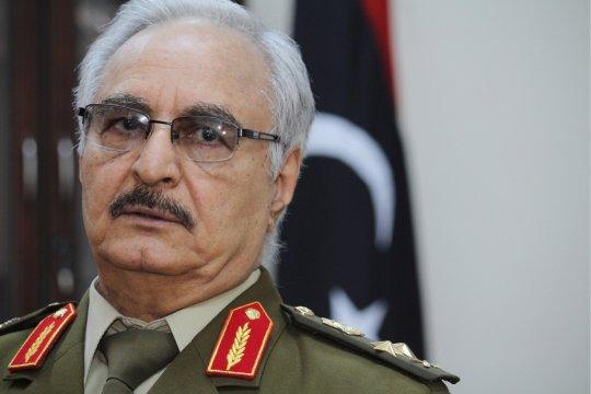 Представитель армии Хафтара объявил о прекращении боевых действий